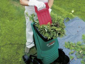 Le broyeur de végétaux Bosch AXT Rapid 2200