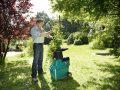 Le broyeur de végétaux Bosch AXT 25 TC. Test Avis